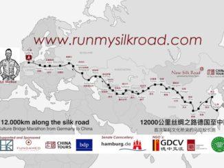 Kultur-Ultra-Marathon Hamburg-Shanghai