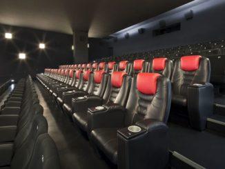 Neue VIP-Sitze bei Cinemaxx