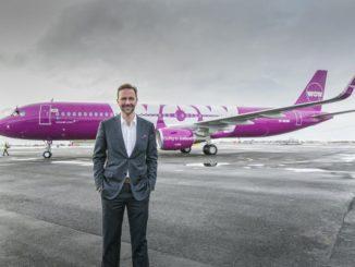 Wow Air Chef: Skúli Mogensen