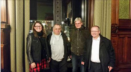 Redaktionsteam: Sylvia Wehde, Michael Herrmann, Karsten Gödicke und Maik Findeisen