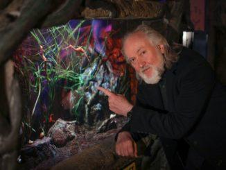 Seedrachen: Joachim Witt ist Pate für Kim