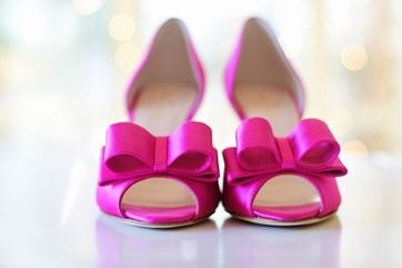 Trendfarbe rosa geht immer
