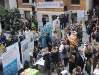 Viel Interesse an Schüleraustausch und Auslandsaufenthalten