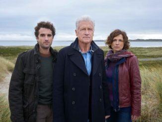 Hinnerk Feldmann (Oliver Wnuk), Theo Clüver (Robert Atzorn), Ina Behrendsen (Julia Brendler)