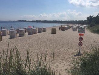 Die Kosten lauern überall: Die Badewanne Hamburgs mit einem kurabgabepflichtigem Strand
