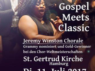 Gospel meets Classic