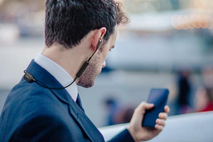 Überzeugendes Preis-Leistungs-Verhältnis: Bluetooth In-Ear Kopfhörer RP-NJ300B für unterwegs
