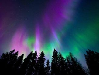 Auf der Jagd nach dem Polarlicht