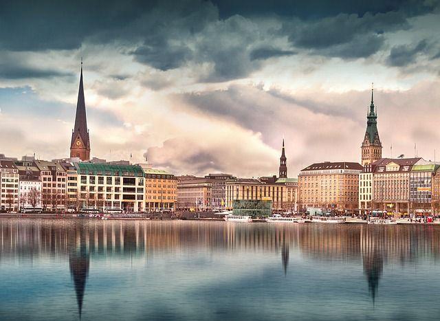Das beliebteste Casino befindet sich in der Innenstadt in Alsternähe