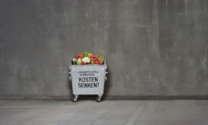 Gemeinsam für weniger Lebensmittelabfälle in Großküchen