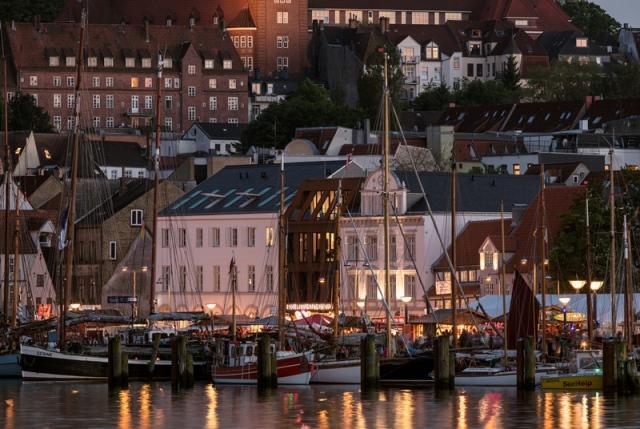 Silvester-Arrangement im Hotel Hafen Flensburg