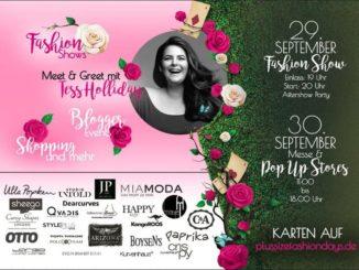 Welcome to Wonderland heißt es nächste Woche auf den Plus Size Fashion Days 2017