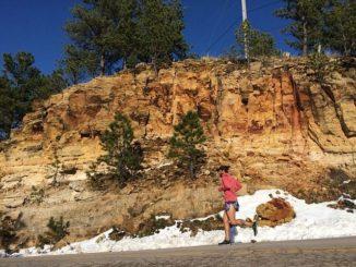 Besonders im Winter hält Joggen fit und gesund