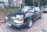 Ein Fotos des Saab 900 Cabriolet