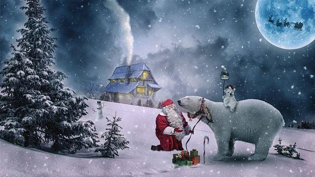 Wir wünschen allen unseren Lesern ein frohes und gesegnetes Weihnachtsfest