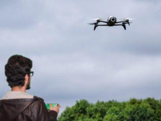 Beruf mit Zukunft - der Drohnenpilot