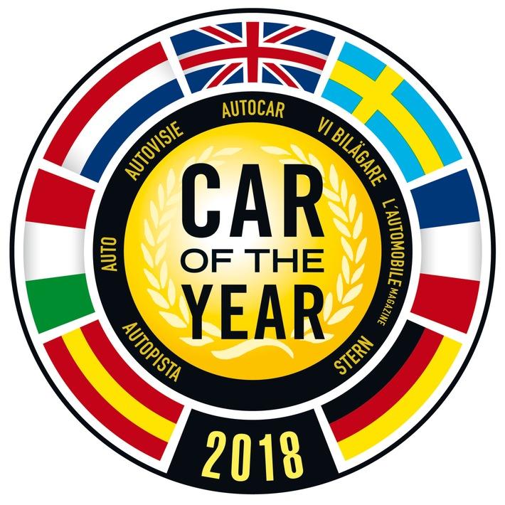 """Der Volvo XC40 gewinnt den Titel """"Car of the Year 2018"""""""