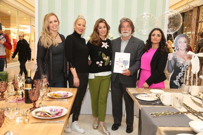 Isabel Edvardsson, Janine Kunze, Bettina Cramer, Igor Ustinov und Susianna Kentikian
