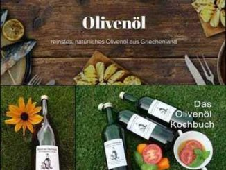 Olivenöl aus Griechenland ist eine Klasse für sich