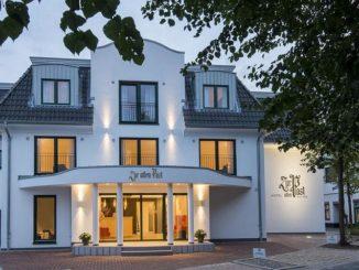 """Hotel """"Zur alten Post"""" Büsum"""