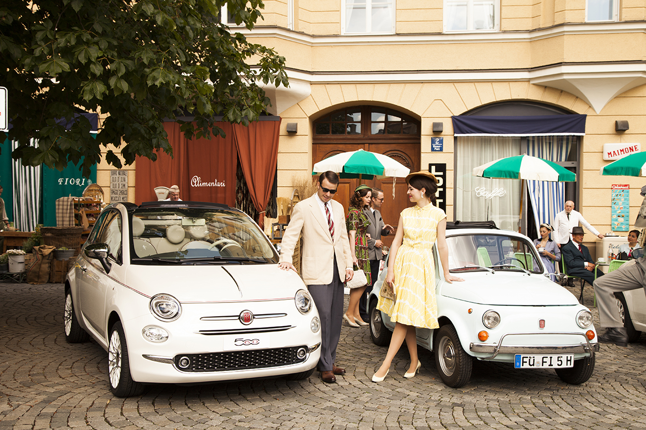"""Marketingstrategie von Fiat gewinnt den """"Grand Prix 2018"""""""