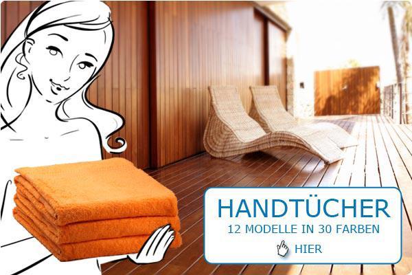Die perfekte Lösung für den Kauf hochwertiger Handtücher