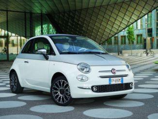 Fiat 500 Sondermodell Collezione