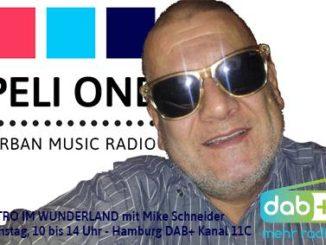 Retro Mike Schneider bei Peli OneRetro Mike Schneider bei Peli One