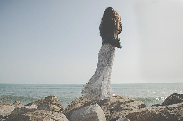 Sommerzeit ist die Zeit für Röcke