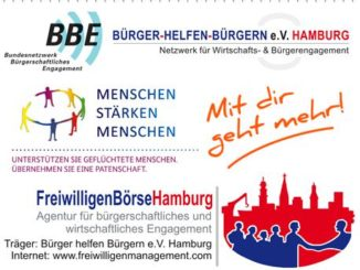 BBE - Menschen stärken Menschen Hamburg - Mit dir geht mehr!