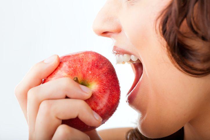Es wird stets empfohlen, viel Obst zu essen