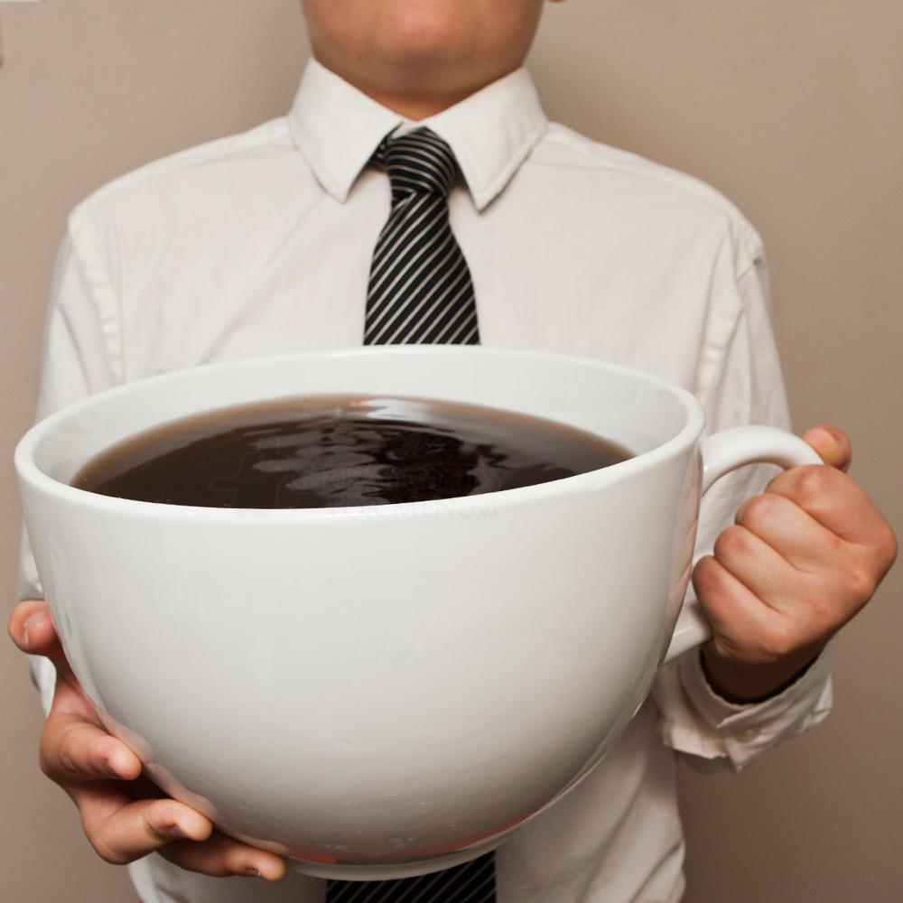 Kaffee ist besser als sein Ruf