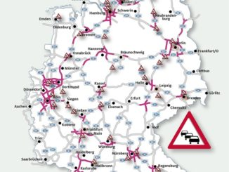 Reisewelle erreicht Scheitelpunkt ADAC Stauprognose für 27. bis 29. Juli