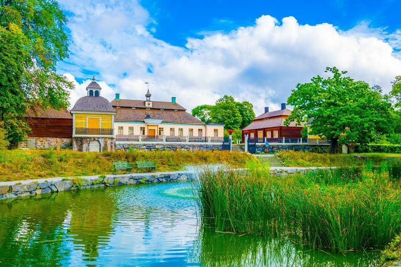 Auch sehr beliebt und sehenswert:: Das Frelichtmuseum Skansen