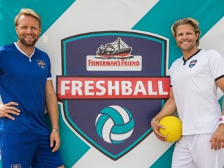 Baggeralarm beim Fisherman´s Friend Freshball