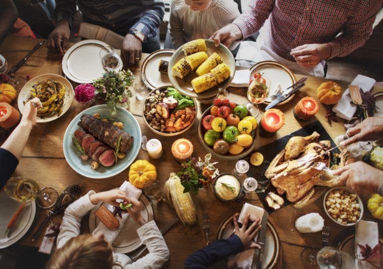 """Zum traditionellen """"Thanksgiving"""" im November schöpft die herbstliche Küche aus dem Vollen"""