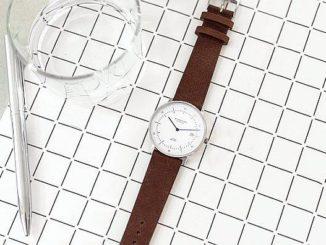 Bauhaus-Uhren aus Hamburg