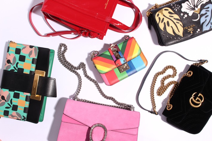 Preloved Luxus-Designerfashion: Berlin trägt Prada und Hamburg Hermès