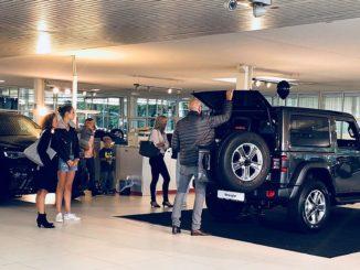 """Jeep und Fiat mit Premieren: """"Open Day"""" im Motor Village Hamburg"""