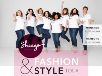 "sheego lädt zur ""sheego Fashion & Style Tour"""