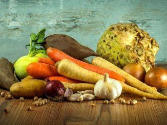 Besser Gemüse als Früchte essen