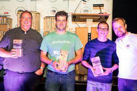 Markus Krenkler überzeugt beim Bierfestival im Störtebeker Brauquartier