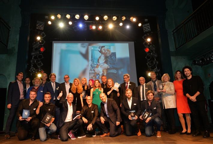 Mit dem PR-Bild-Award zeichnet die dpa-Tochter news aktuell alljährlich herausragende Fotografie von Unternehmen und PR-Agenturen aus
