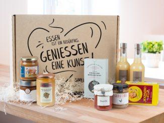 Perfekte Geschenkidee für Gourmets