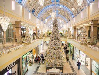Festlicher Glanz auf dem AEZ-Weihnachtsmarkt