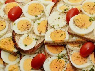 Leckeres Frühstück - ab in die Dose