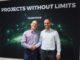 Ralf Hendel (links) und Manuel Pistner freuen sich auf die Zusammenarbeit.