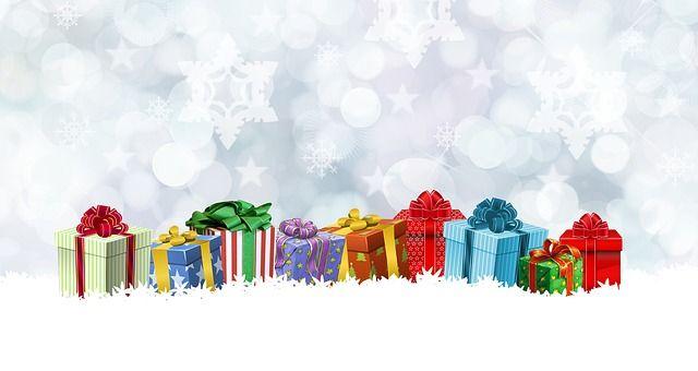 Rechtzeitig Weihnachtsgeschenke shoppen