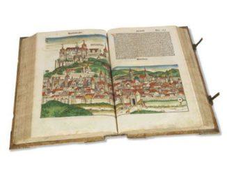 Hartmann Schedel, Das Buch der Chroniken und Geschichten, Nürnberg 1493. Erlös: 147.600*