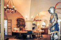 Sich rüsten für die Weihnachtsaction - vorher eine Auszeit im Wasserschloss Mellenthin